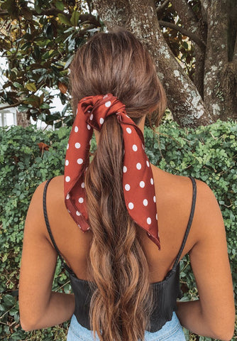 Cherry Pie Scarf