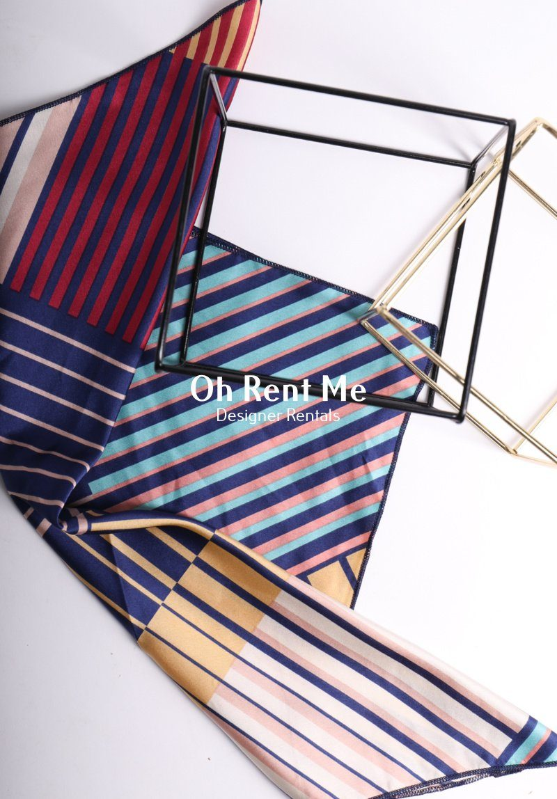 Stripey Me Scarf Gift Card Oh Rent Me