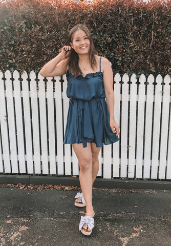 Summertime in Navy