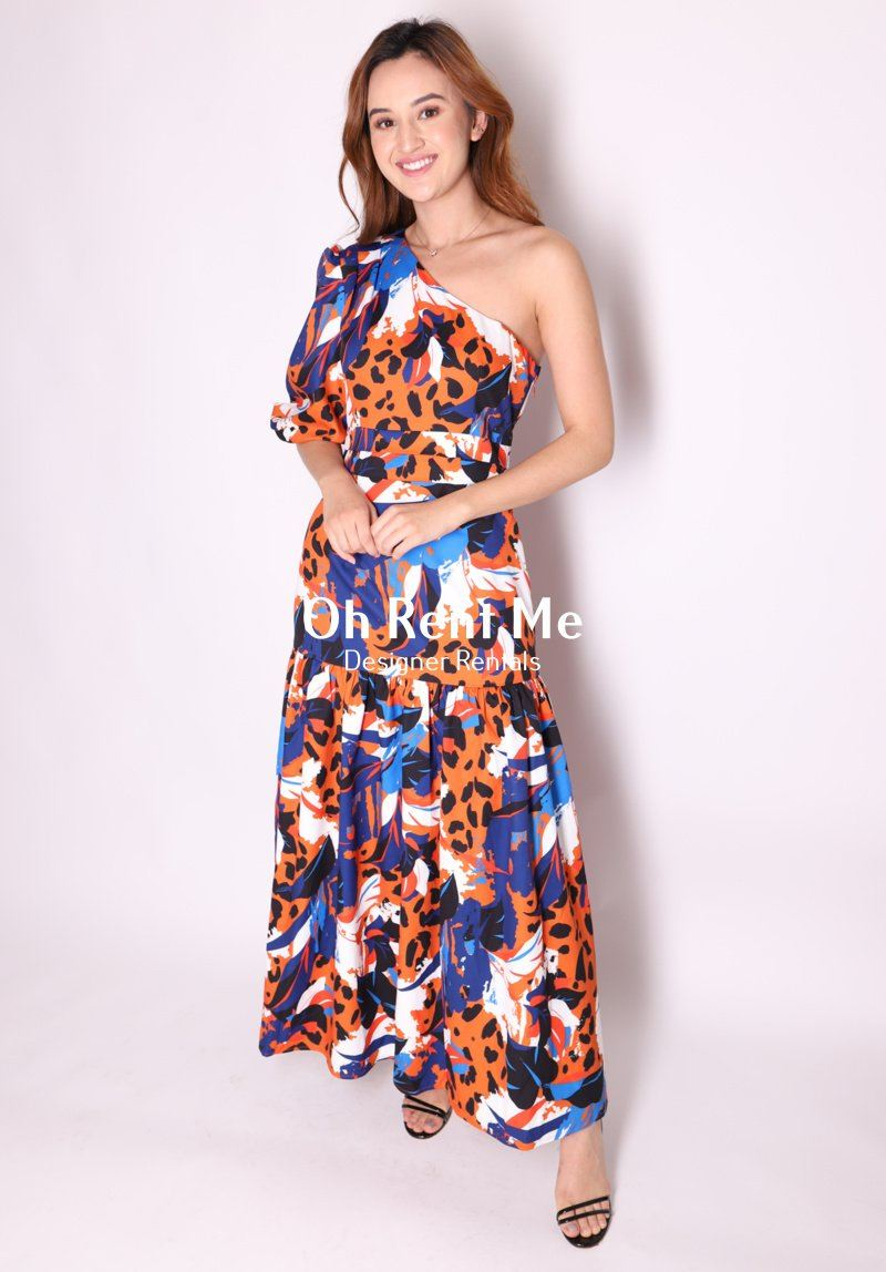 The Untamed Dress Clothing Mossman