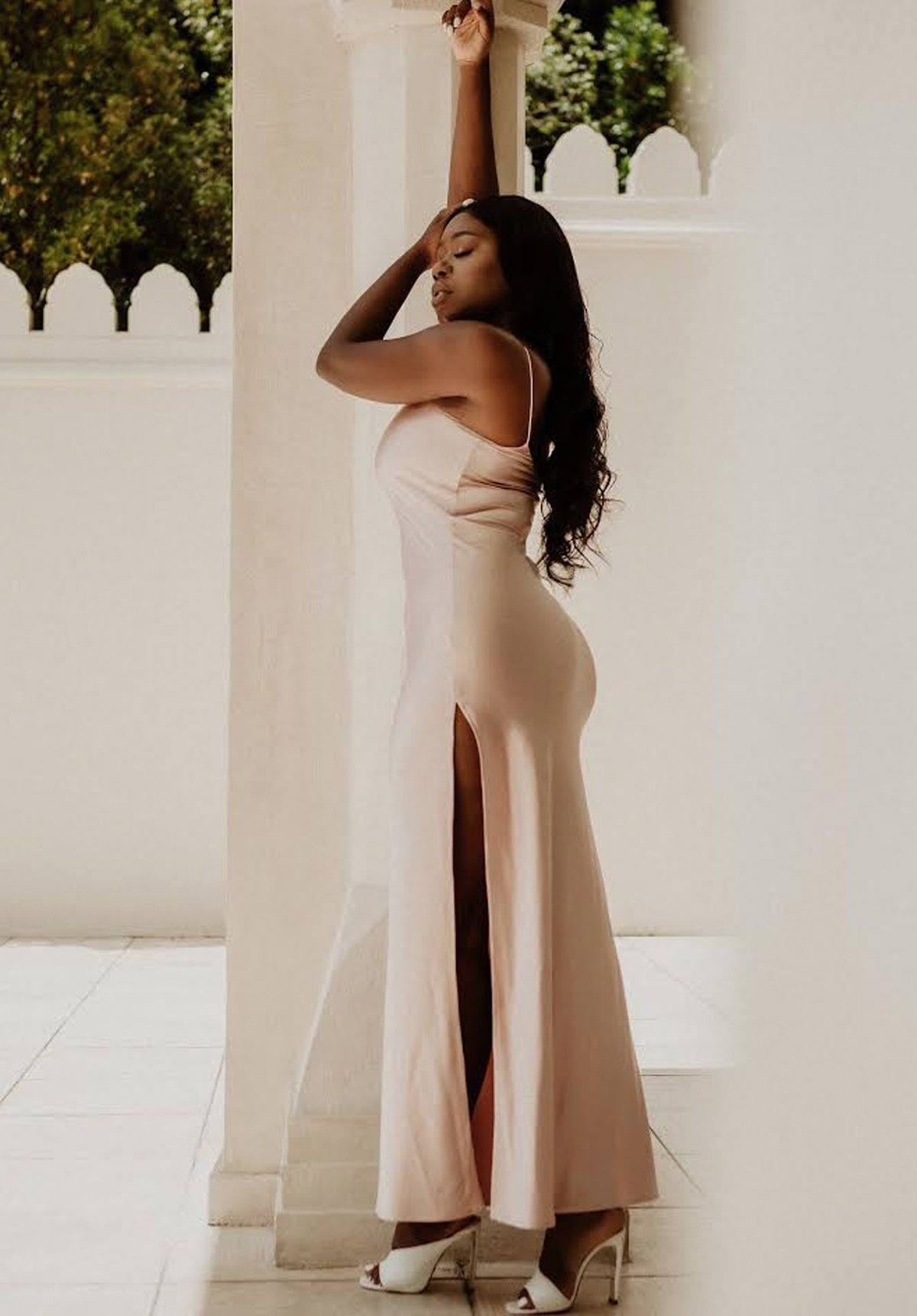 Valarie Gown Clothing Natalie Rolt
