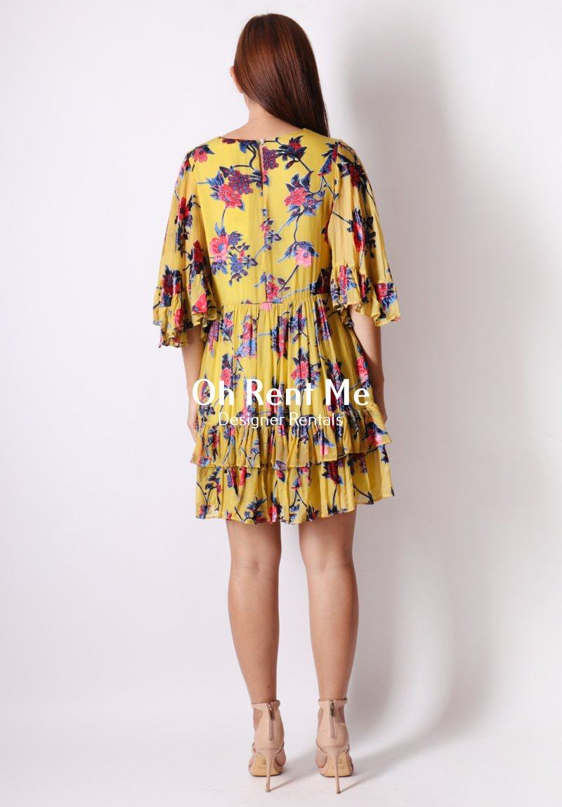 Winging it Dress Clothing Coop