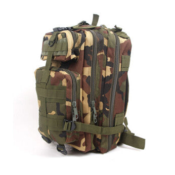 The Ultimate Outdoors Military Tactical Backpack