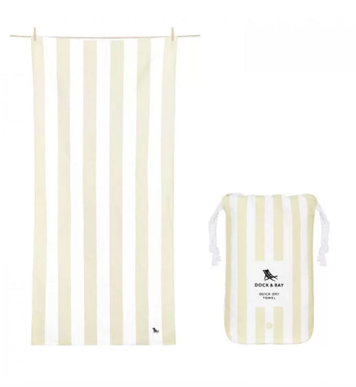 Dock & Bay Cabana Large Towel