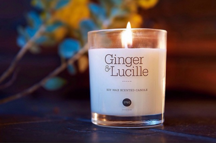Ginger & Lucille Candles