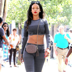 Rhianna Wearing Alex Wang