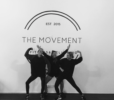 The movement fitness and wellbeing
