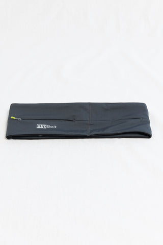 FlipBelt Zipper- Carbon