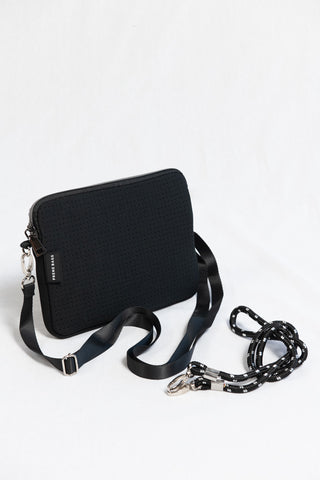Prene Bags The Pixie Bag- Black