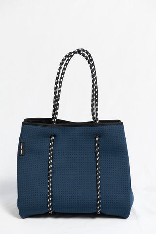 Prene Bags The Sorrento Bag- Navy Blue