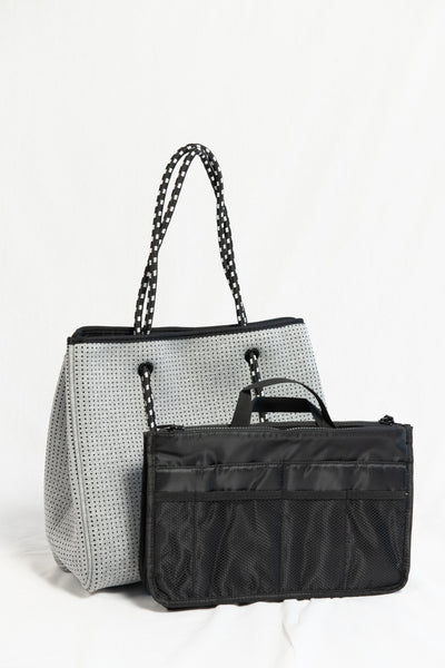 Prene Bags The Organiser- Black - HyperLuxe Activewear
