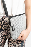Prene Bags The Pixie Bag- Light Grey Marle - HyperLuxe Activewear