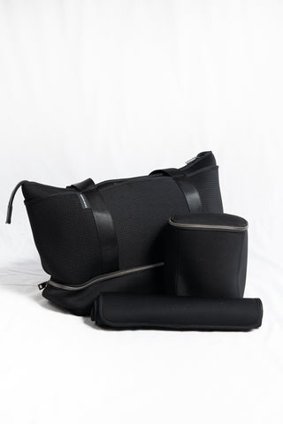 Prene Bags The Sunday Bag- Black