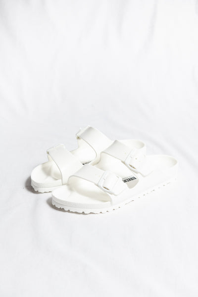 Birkenstock Arizona Eva Narrow Sandal- White