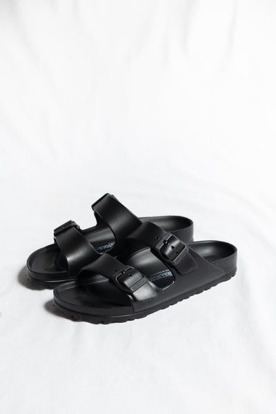 Birkenstock Arizona Eva Narrow Sandal - Black - HyperLuxe Activewear