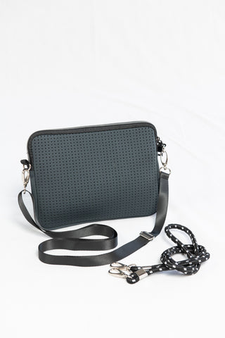 Prene Bags The Pixie Bag- Charcoal