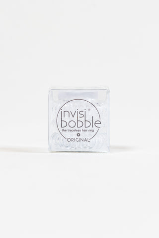 Invisibobble Original Crystal Clear Hair Tie