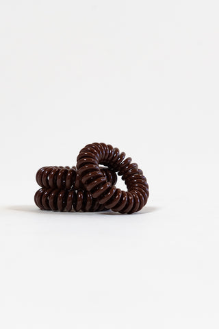 Invisibobble Original Pretzel Brown Hair Tie - HyperLuxe Activewear