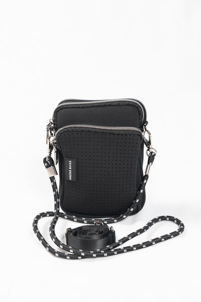 Prene Bags The Mimi Bag- Black - HyperLuxe Activewear