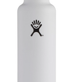 Hydro Flask Hydration 21oz Standard- White - HyperLuxe Activewear