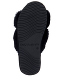 EMU Australia Mayberry Black Slipper - HyperLuxe Activewear