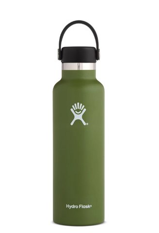 Hydro Flask Hydration 21oz Standard- Olive - HyperLuxe Activewear