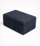 Manduka Foam Yoga Block- Midnight - HyperLuxe Activewear