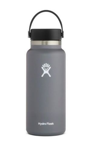 Hydro Flask Hydration 32oz Wide- Stone - HyperLuxe Activewear