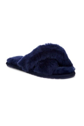 Emu Australia Mayberry Slipper- Midnight - HyperLuxe Activewear