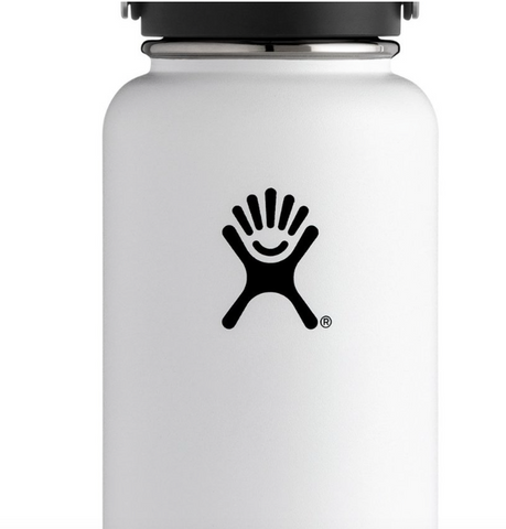 Hydro Flask Hydration 32oz Wide- White - HyperLuxe Activewear