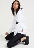 PE Nation Endurance Hoodie- Optic White