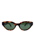 Ochre Lane Lena Sunglasses- Deep Tort