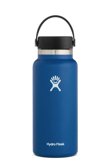Hydro Flask Hydration 32oz Wide- Cobalt