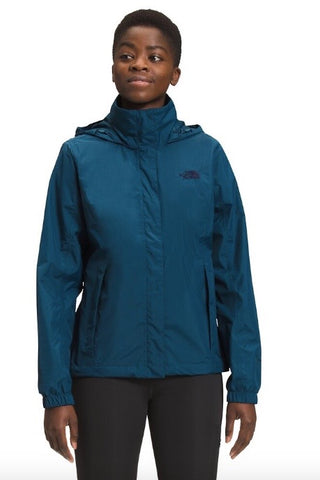 The North Face Women's Resolve 2 Jacket  - Monterey Blue