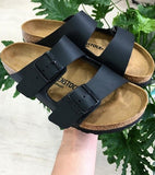Birkenstock Arizona BF Regular- Black - HyperLuxe Activewear