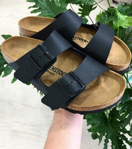 Birkenstock Arizona BF Regular- Black