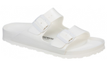 Birkenstock Arizona Eva Narrow Sandal - White - HyperLuxe Activewear