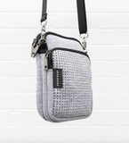 Prene Bags The Mimi Bag- Light Grey Marle - HyperLuxe Activewear