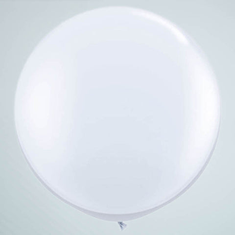 Giant 90cm Balloon – White
