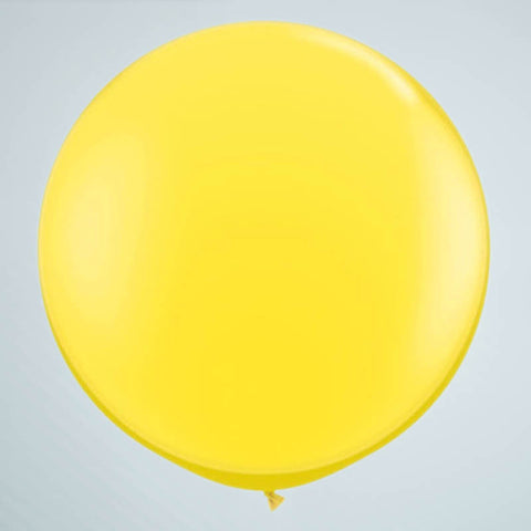 Giant 90cm Balloon – Yellow