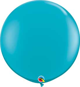 Giant 90cm Balloon - Tropical Teal