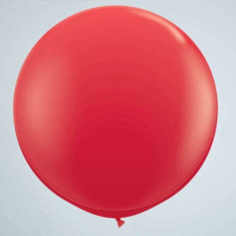 Giant 90cm Balloon – Red