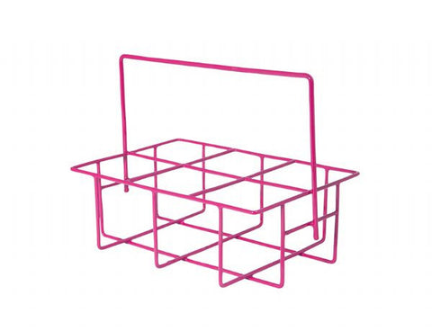 Milk Crate – Hot Pink