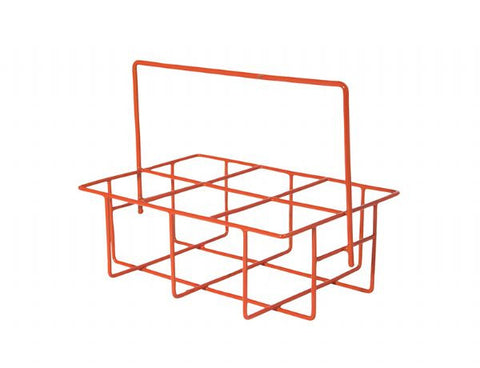 Milk Crate – Orange