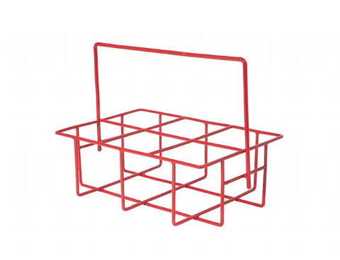 Milk Crate – Red