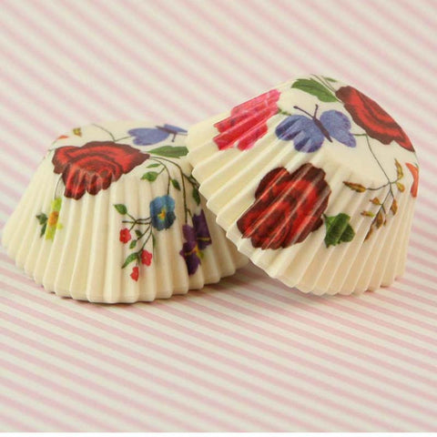 Mini Gro Flower Baking Cups