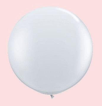 Giant 90cm Balloon – Clear