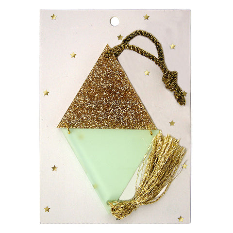 Diamond Tree Decorations