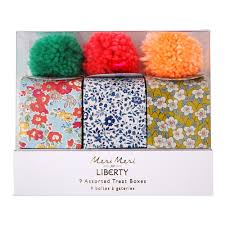 Meri Meri Liberty Treat Boxes