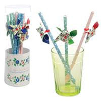 Windmill Straws - Rambling Rose
